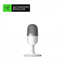 Razer Seiren Mini Ultra-Compact Streaming Microphone - Mercury White