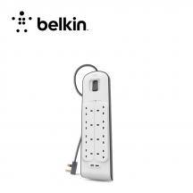 Belkin 2.4 Amp Usb Charging 8-Outlet Surge Protection Strip
