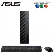 Asus S500SA-510400105TS Desktop PC ( i5-10400, 4GB, 512GB SSD, Intel, W10, HS )
