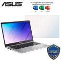 Asus E410M-ABV1228TS 14'' FHD Laptop Dreamy White ( Celeron N4020, 4GB, 256GB SSD, Intel, W10, HS )