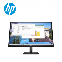 HP M27ha FHD 60 Hz Monitor IPS Panel and Built-in Audio