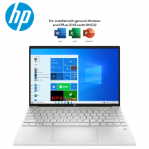 "HP Pavilion Aero 13-be0047AU 13.3"" WUXGA Laptop Warm Gold ( Ryzen 5 5600U, 8GB, 512GB SSD, ATI, W10, HS )"