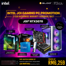 [PC Package] Intel I5 11500 DIY RTX3070 Gaming Desktop PC - Suitable for Work / Gaming / Web Browsing