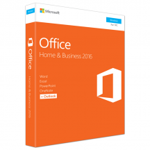 Microsoft Office 2016 Home & Business - 1User