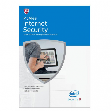 McAfee Internet Security - 1 User (1 Year)