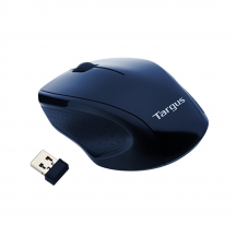 Targus AMW57102AP-50 Wireless Optical Mouse Red