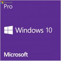 Microsoft Win Pro 10 32/64 ORY OEI DVD FQC-08808 ( DVD with License Key )