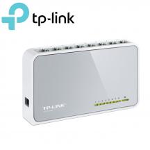 TP LINK 8-Port 10/100Mbps Mini Desktop Switch SF1008D