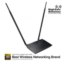 Asus RT-N12HP High Power Wireless-N300 3-in-1 Router/AP/Range Extender