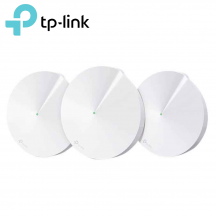 TP-LINK Deco M5 AC1300 Security Protection Whole Home Mesh Wi-Fi System (3 Pack)