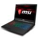 "MSI GP63 8RD-409 15.6"" FHD Gaming Laptop Black (i7-8750H, 8GB, 1TB+128GB, GTX1050Ti 4GB, W10)"