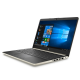 "HP 14s-cf0041TX 14"" FHD IPS Laptop Pale Gold ( i5-8250U, 4GB, 1TB, Radeon 530 2GB, W10 )"