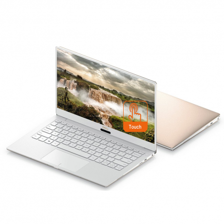 "Dell XPS13-8512SG-UHD (9370G) 13.3"" UHD Touch Laptop Rose Gold (i7-8550U, 16GB, 256GB, Intel, W10)"
