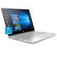 "HP Pavilion x360 14-cd0036TX 14"" FHD Touch Laptop Silver (i5-8250U, 4GB, 1TB+8GB, MX130 2GB, W10)"