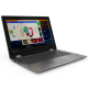 "Lenovo Yoga 330-11IGM 81A6003BMJ 11.6"" Touch Laptop Black (Pentium N5000, 4GB, 128GB, Intel, W10)"