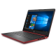 "HP 14-cm0088AU 14"" Laptop Red (A6-9225, 4GB, 500GB, ATI, W10)"