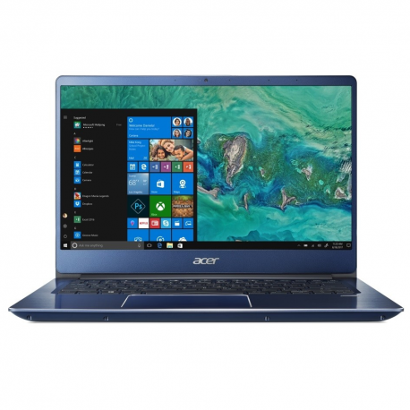 "Acer Swift 3 SF314-54-57FD 14"" FHD IPS Laptop Stellar Blue ( i5-8250U, 4GB, 128GB SSD + 1TB HDD, Intel, W10 )"