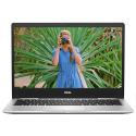 """Dell Inspiron 7380-8582SG-W10 13.3"""" FHD Laptop Silver (i7-8565U, 8GB, 256GB, Intel, W10)"""