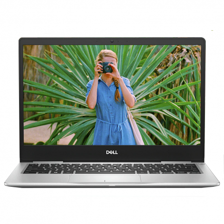 "Dell Inspiron 7380-8282SG-W10 13.3"" FHD Laptop Silver (i5-8265U, 8GB, 256GB, Intel, W10)"