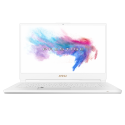 "MSI Creator P65 8RF-471 15.6"" FHD 144Hz Laptop White (Limited Edition) (i7-8750H, 16GB, 512GB, GTX1070 8GB, W10P)"