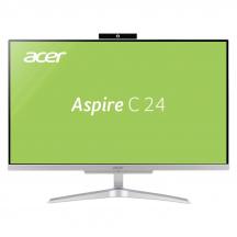 """Acer Aspire C24860-7130W10 23.8"""" FHD AIO Desktop PC (i3-7130U, 4GB, 1TB, Intel, W10)"""