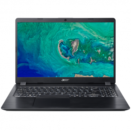"Acer Aspire 5 A515-52G-79PA 15.6"" FHD Laptop Black (i7-8565U, 4GB, 1TB+128GB, MX150 2GB, W10)"