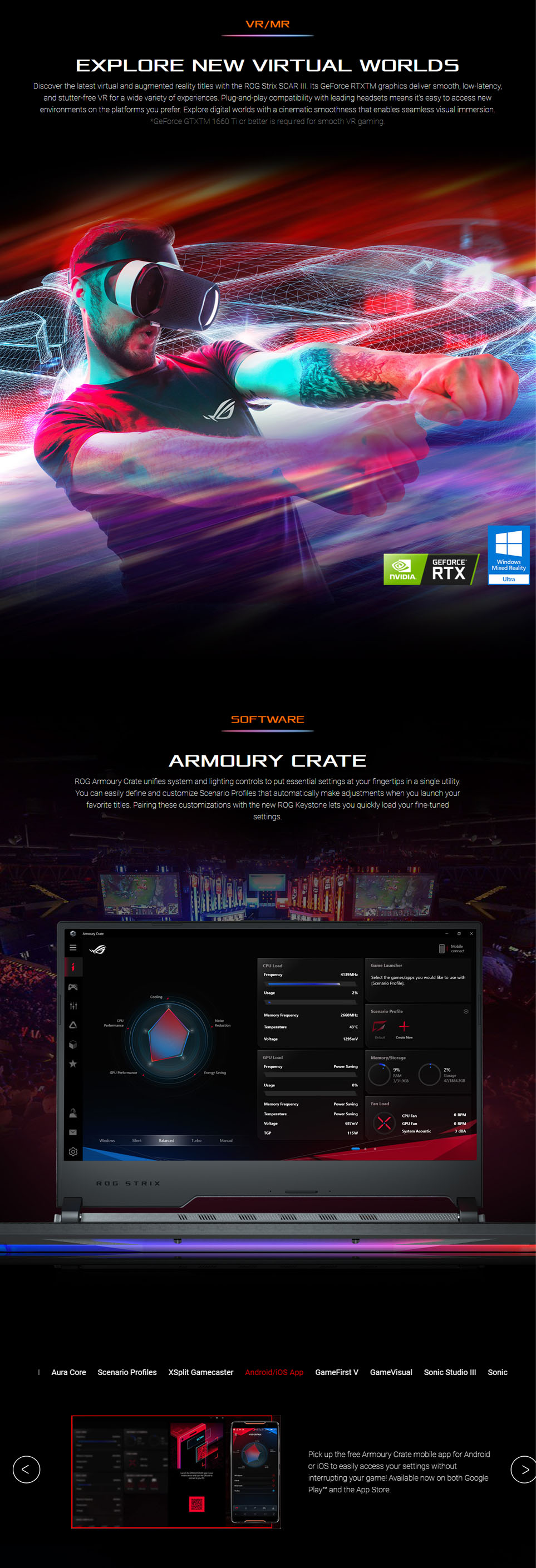 Armory Crate Asus Download